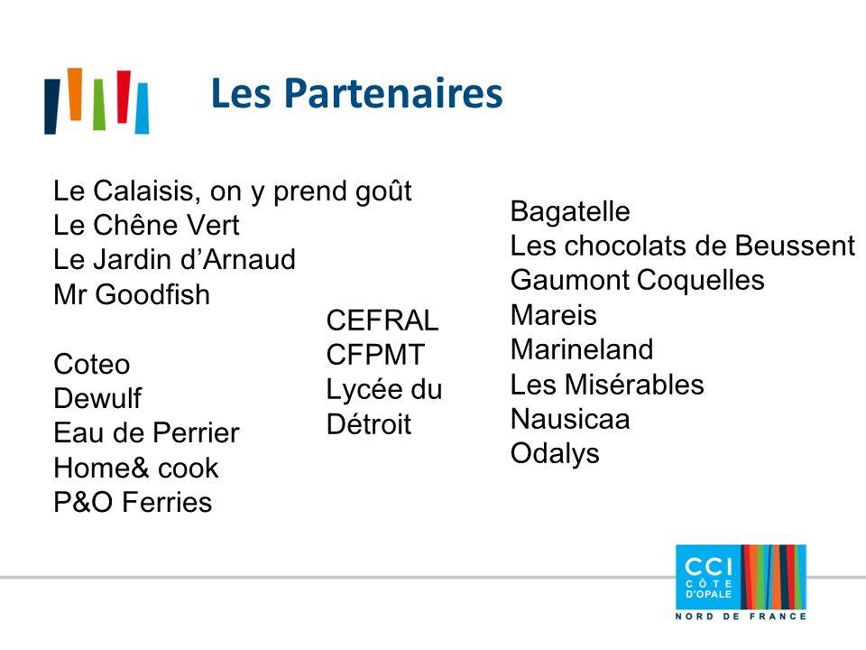 Les Partenaires Le Calaisis, on y prend goût Le Chêne Vert Bagatelle