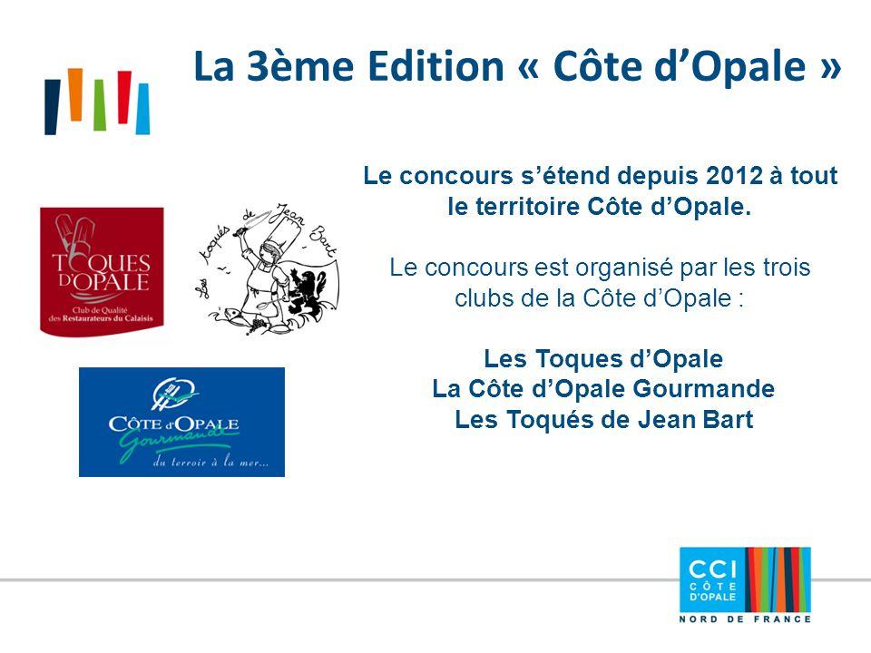 La 3ème Edition « Côte d'Opale »