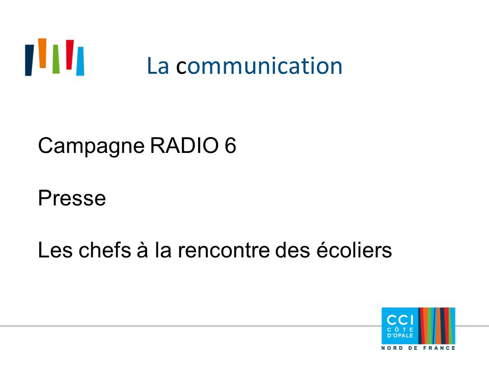 La communication Campagne RADIO 6 Presse