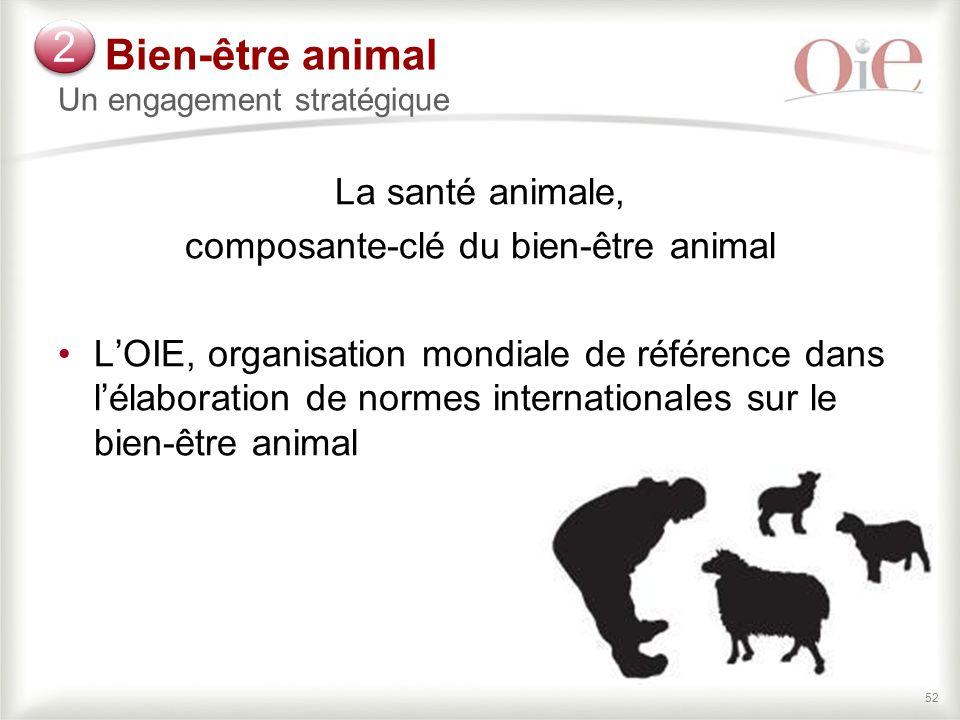 Bien-être animal Un engagement stratégique