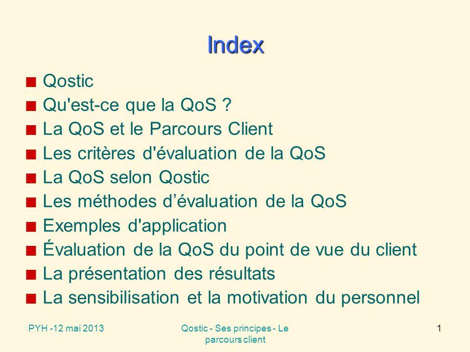 Qostic - Ses principes - Le parcours client
