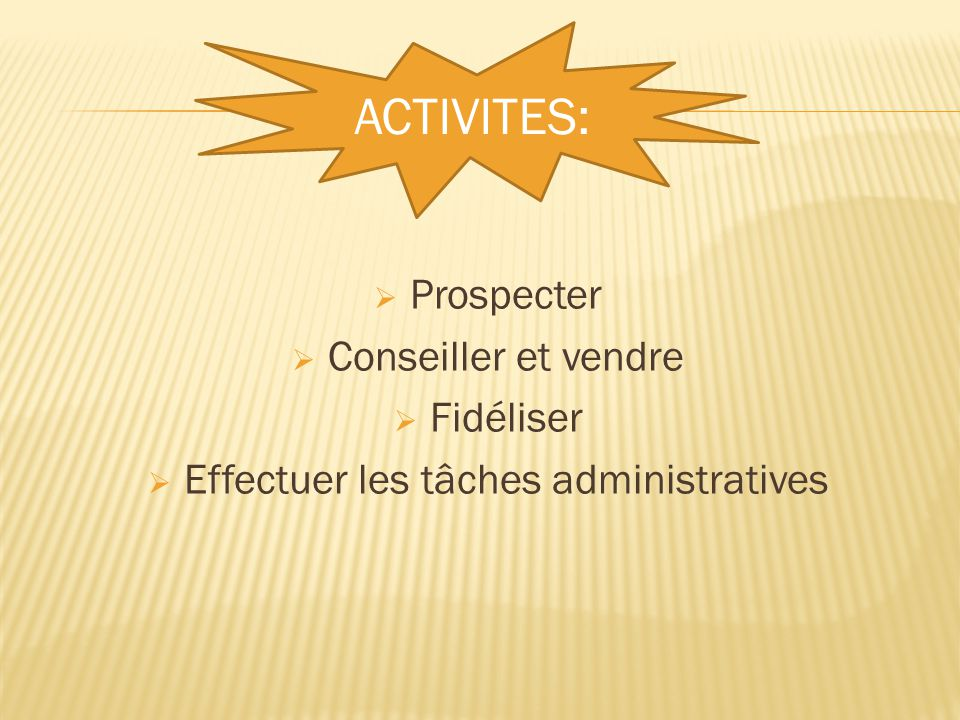 Effectuer les tâches administratives