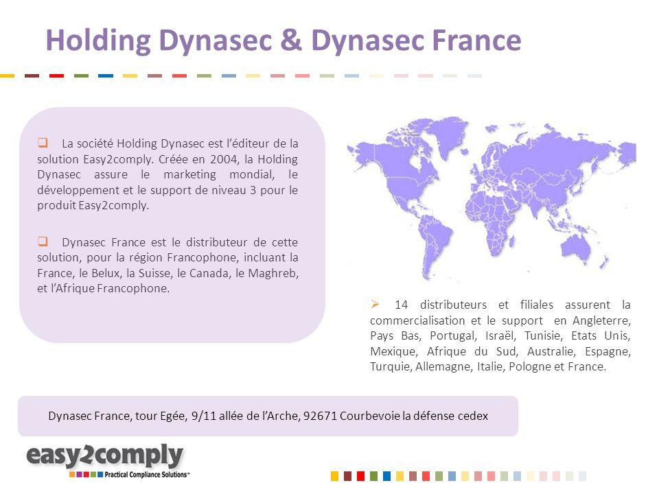 Holding Dynasec & Dynasec France