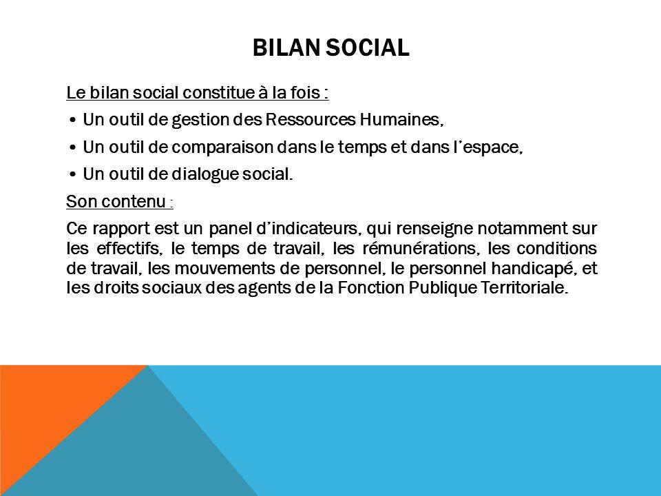Bilan social