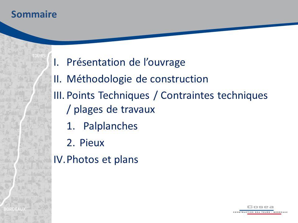 Présentation de l'ouvrage Méthodologie de construction
