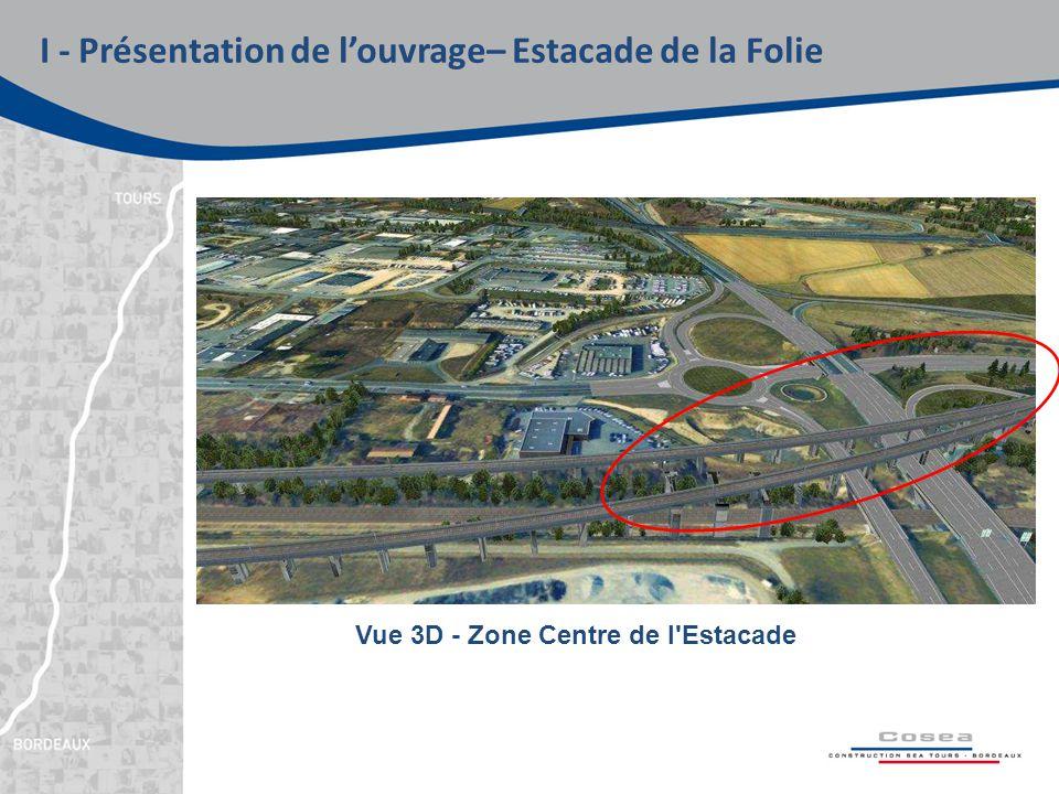 Vue 3D - Zone Centre de l Estacade