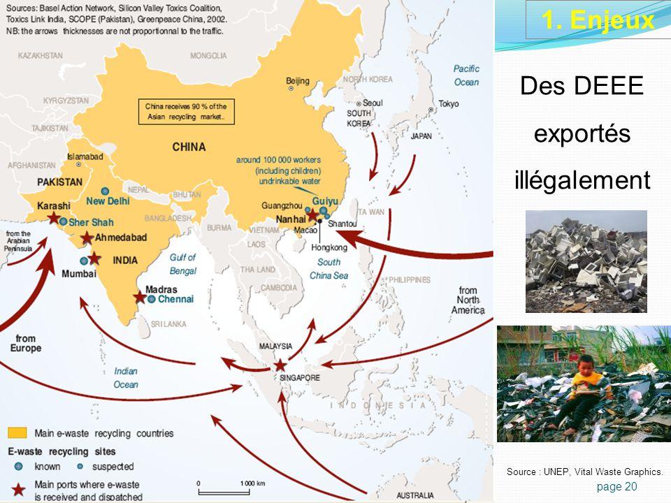 Terres rares 1. Enjeux En savoir plus : http://www.ecoinfo.cnrs.fr/spip.php rubrique59