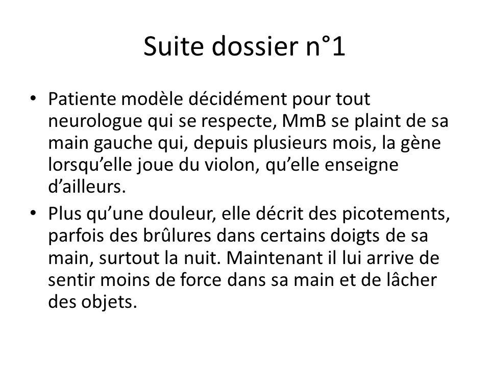 Suite dossier n°1