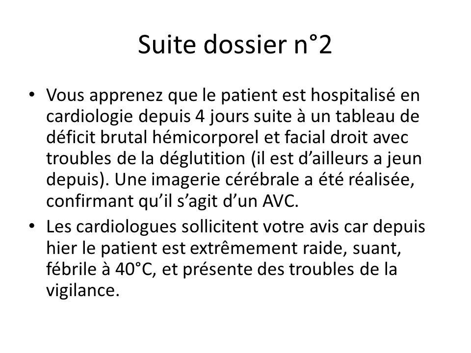 Suite dossier n°2