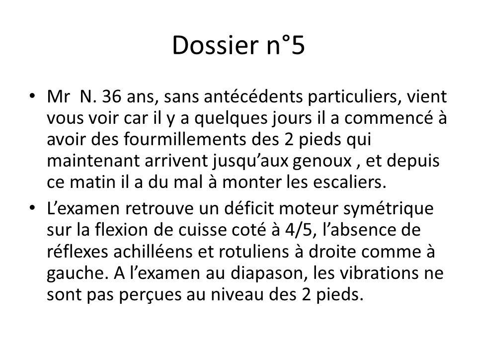 Dossier n°5