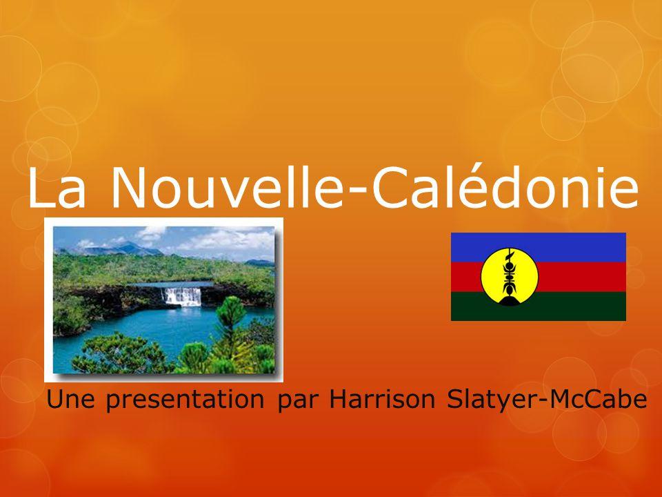 La Nouvelle-Calédonie