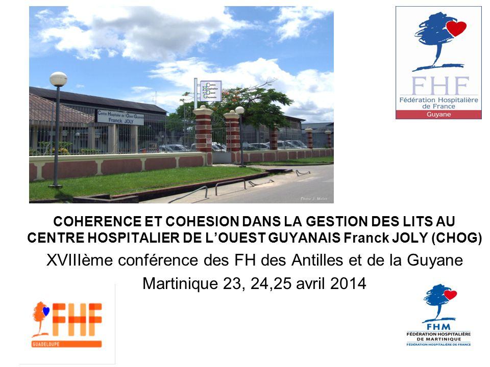 XVIIIème conférence des FH des Antilles et de la Guyane