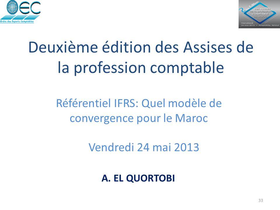 Deuxième édition des Assises de la profession comptable