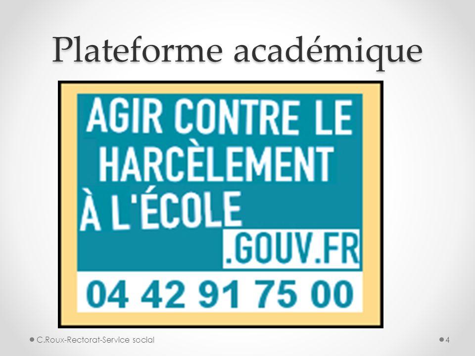 Plateforme académique
