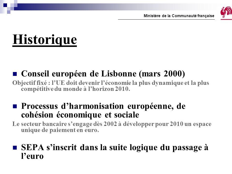 Historique Conseil européen de Lisbonne (mars 2000)