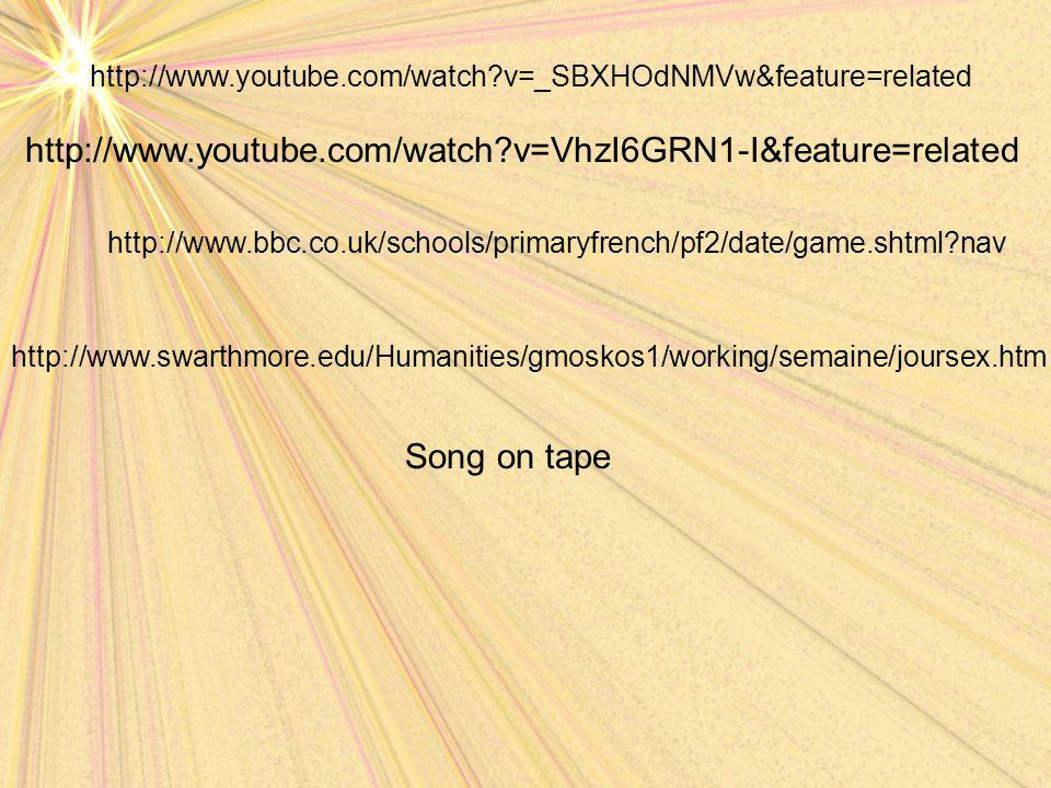 http://www.youtube.com/watch v=_SBXHOdNMVw&feature=related http://www.youtube.com/watch v=VhzI6GRN1-I&feature=related.