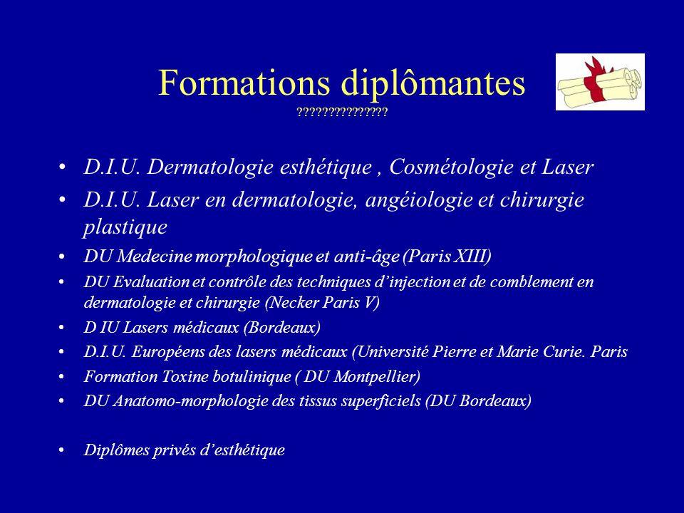 Formations diplômantes
