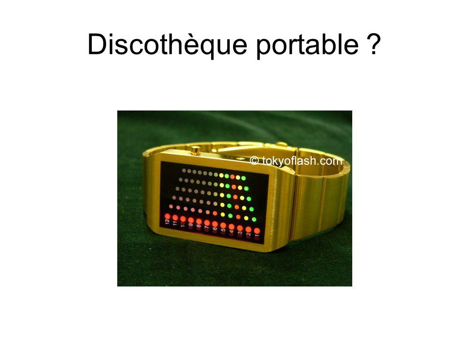 Discothèque portable