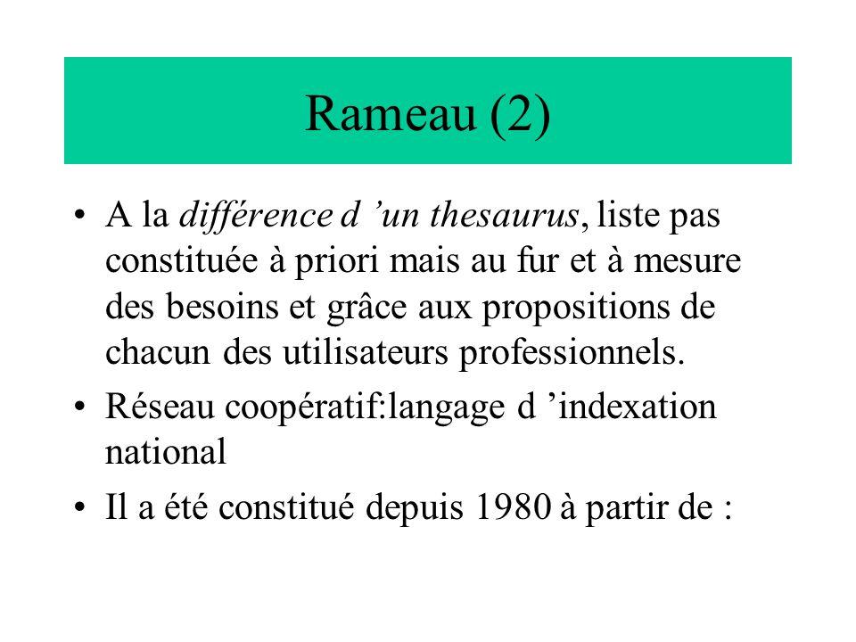 Rameau (2)