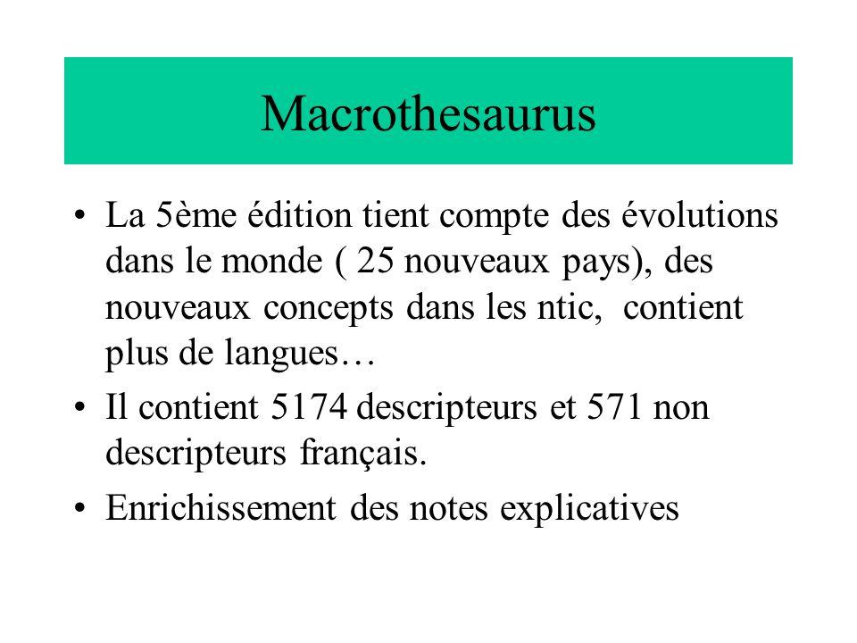 Macrothesaurus
