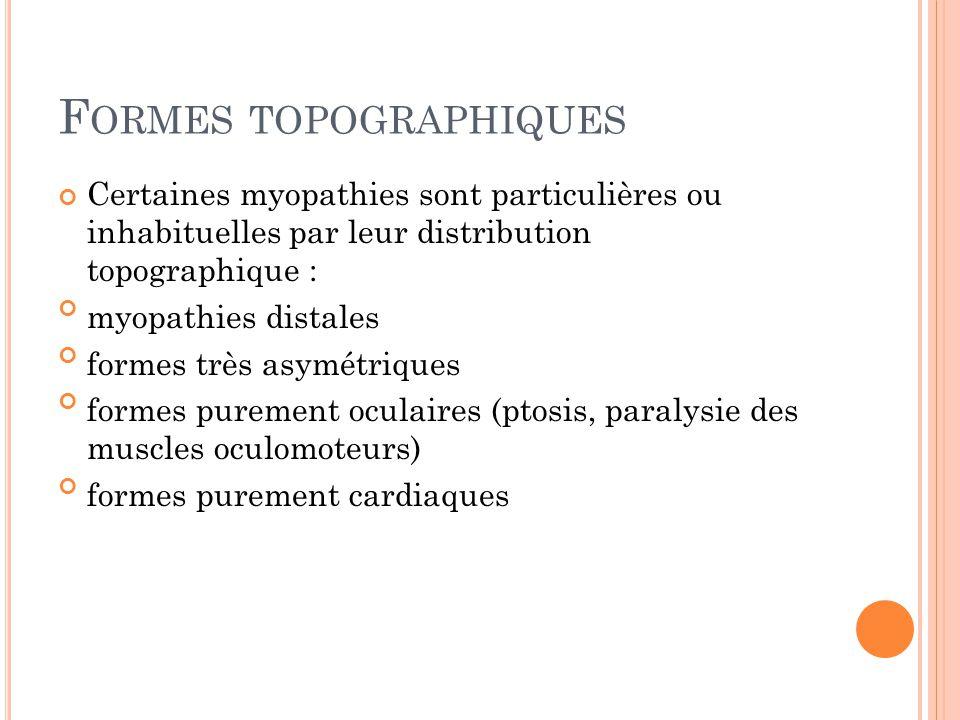 Formes topographiques