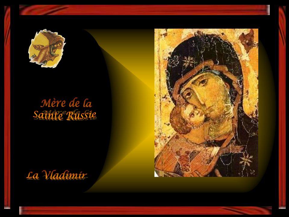 Mère de la Sainte Russie La Vladimir