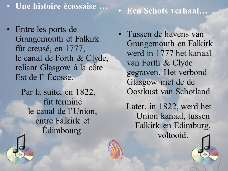 Une histoire écossaise …