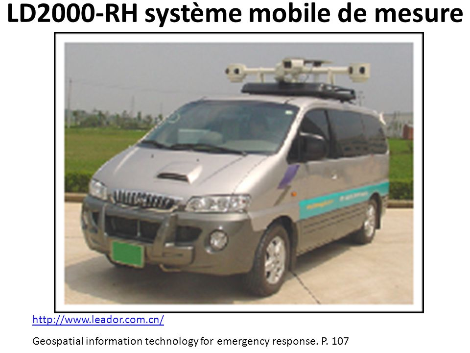 LD2000-RH système mobile de mesure