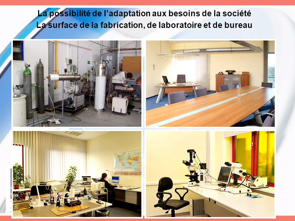 La possibilité de l'adaptation aux besoins de la société