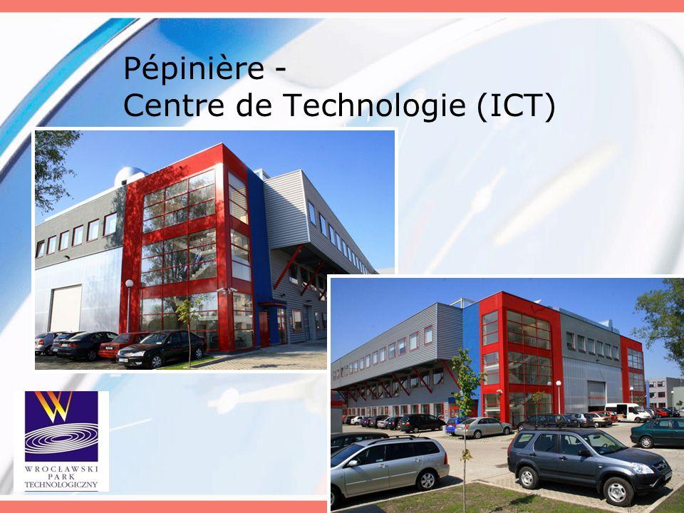 Pépinière - Centre de Technologie (ICT)
