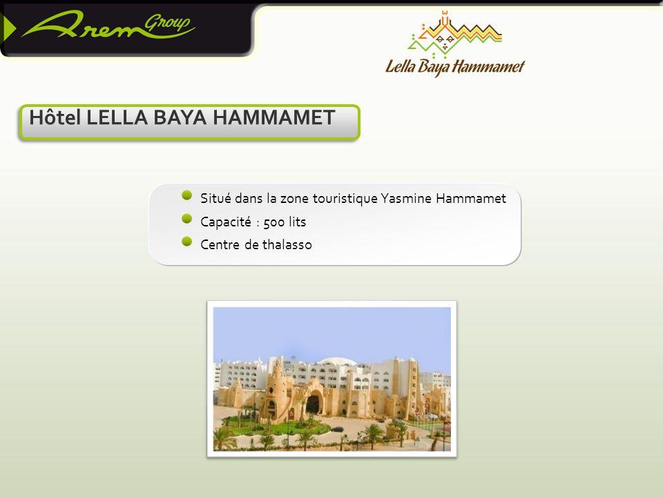 Hôtel LELLA BAYA HAMMAMET