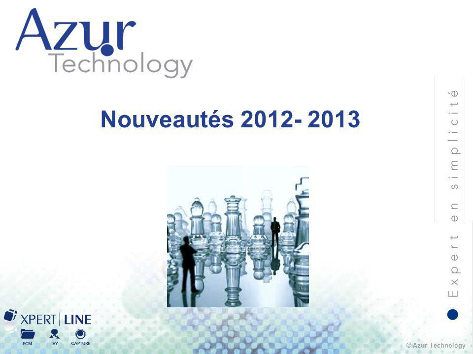 Nouveautés 2012- 2013 Nom de la présentation 05/04/2017 16:02