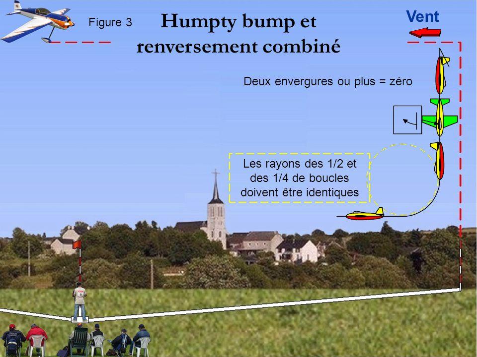 Humpty bump et renversement combiné