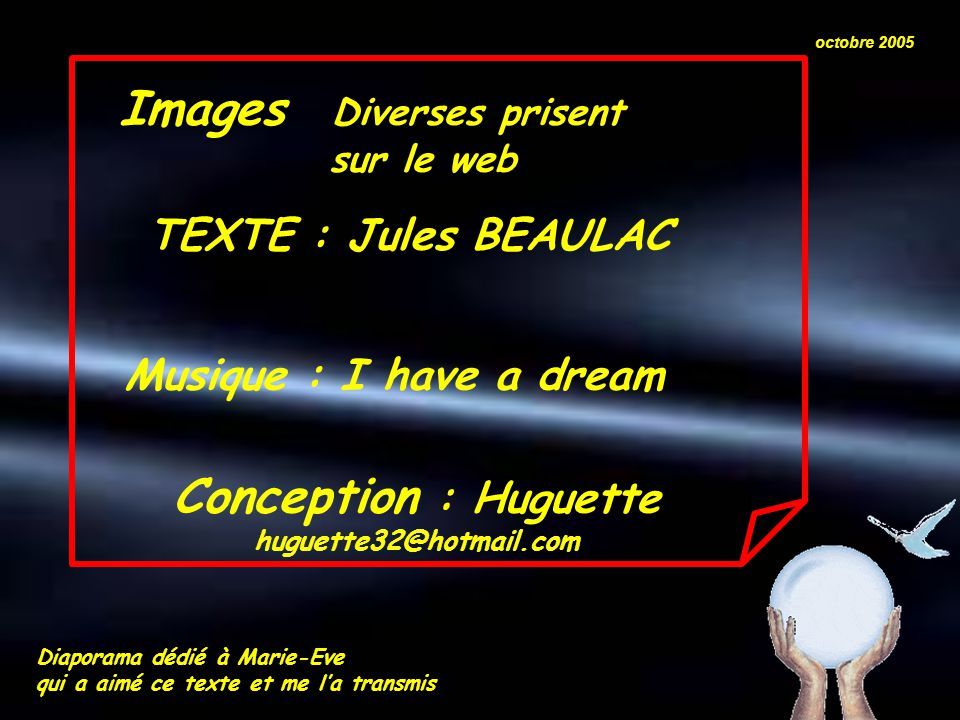 Conception : Huguette huguette32@hotmail.com