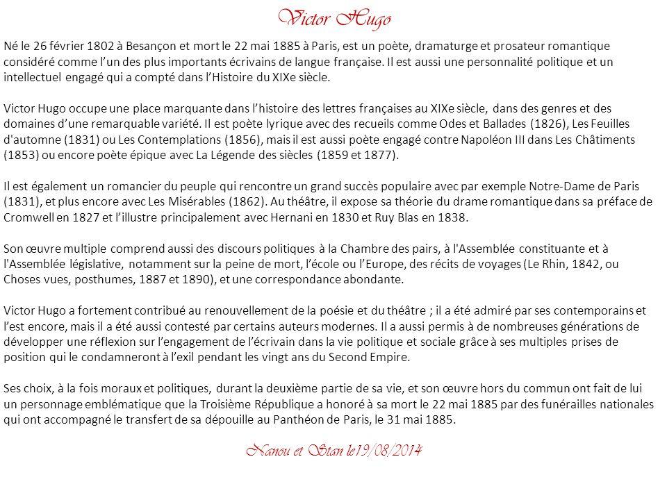 Victor Hugo Nanou et Stan le05/04/2017