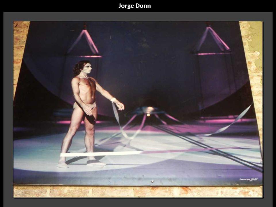 Jorge Donn