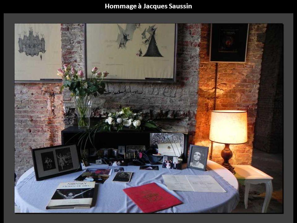 Hommage à Jacques Saussin