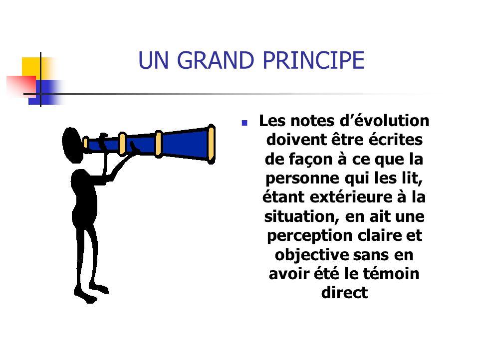 UN GRAND PRINCIPE