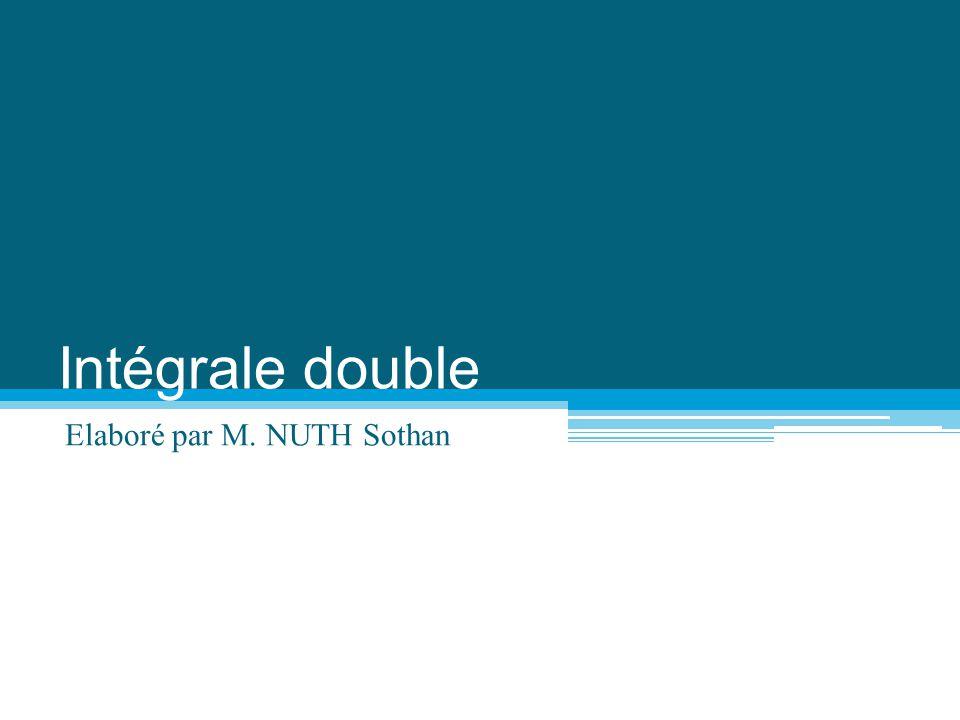 Elaboré par M. NUTH Sothan