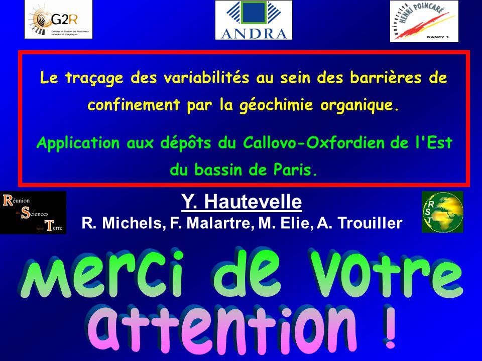 R. Michels, F. Malartre, M. Elie, A. Trouiller