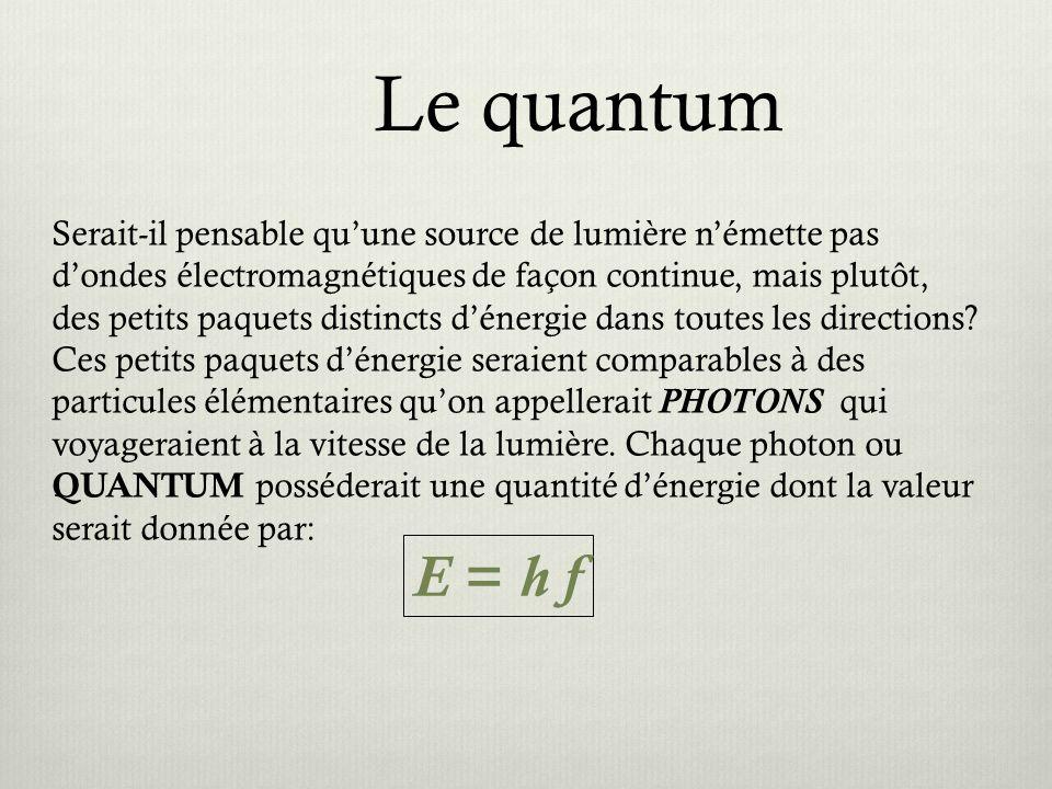 Le quantum