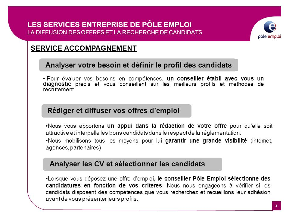 SERVICE ACCOMPAGNEMENT