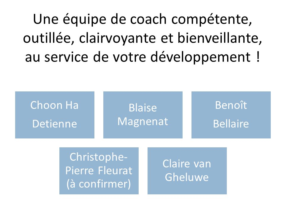 Christophe-Pierre Fleurat (à confirmer)