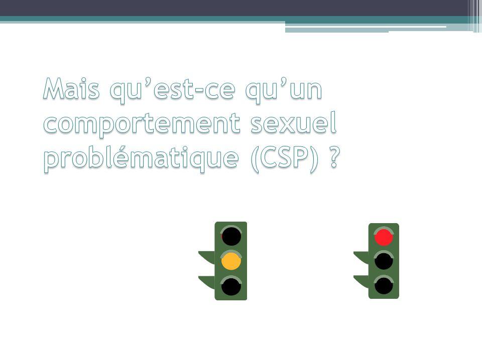 Mais qu'est-ce qu'un comportement sexuel problématique (CSP)
