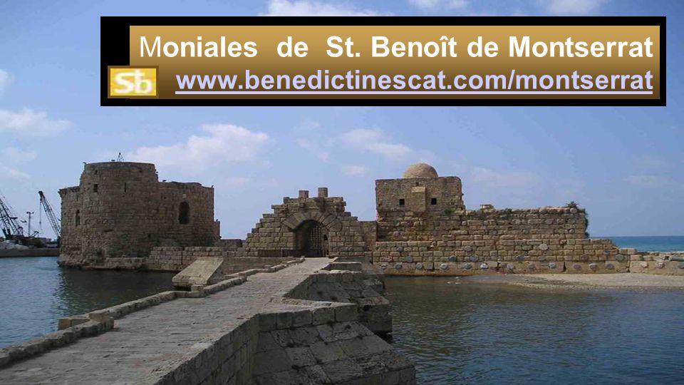 Moniales de St. Benoît de Montserrat www. benedictinescat