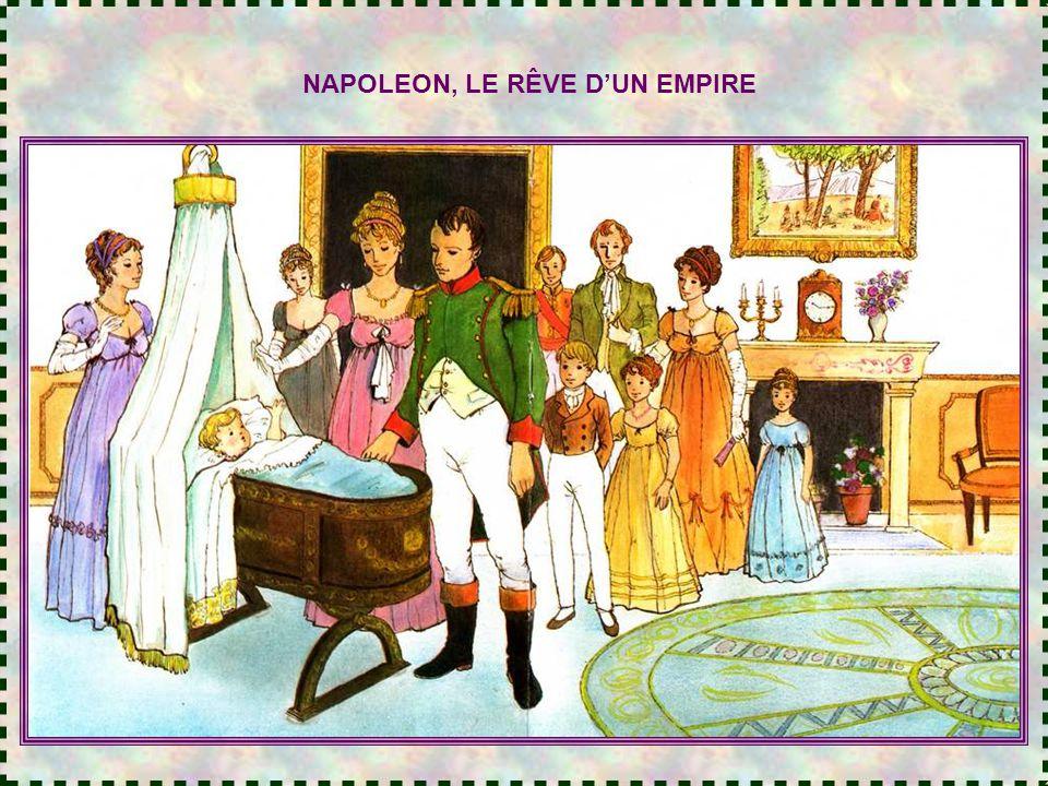 NAPOLEON, LE RÊVE D'UN EMPIRE