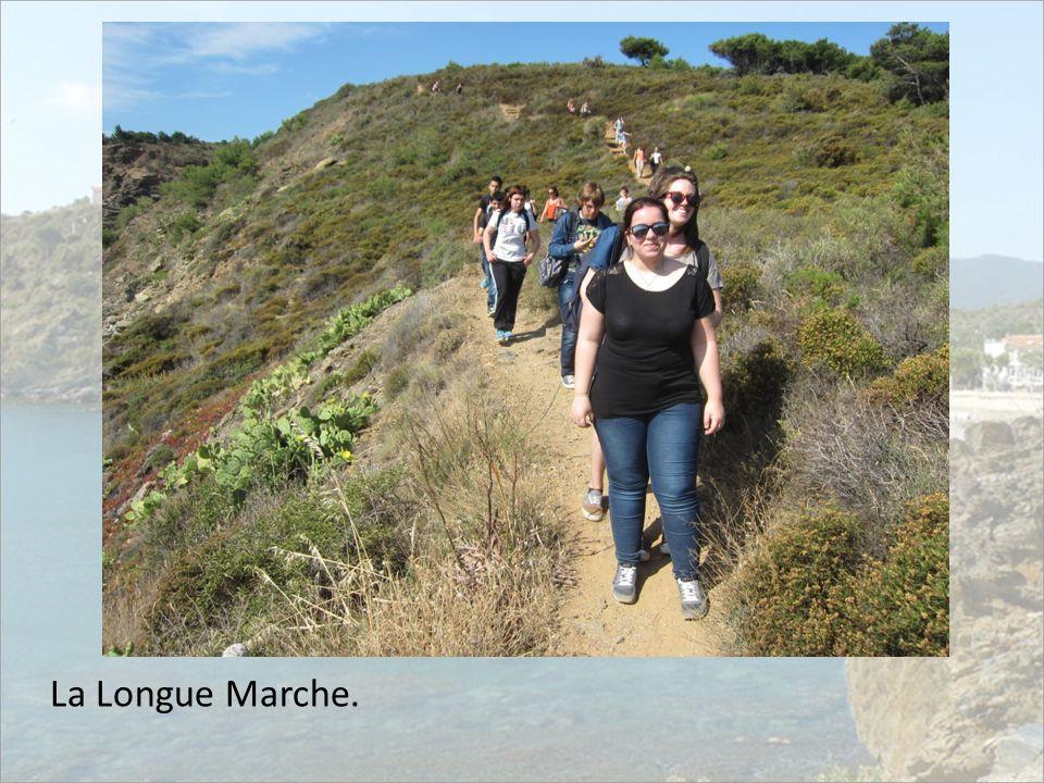 La Longue Marche.