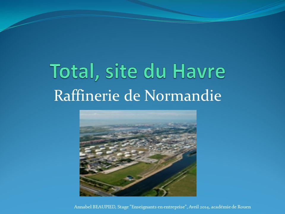 Raffinerie de Normandie