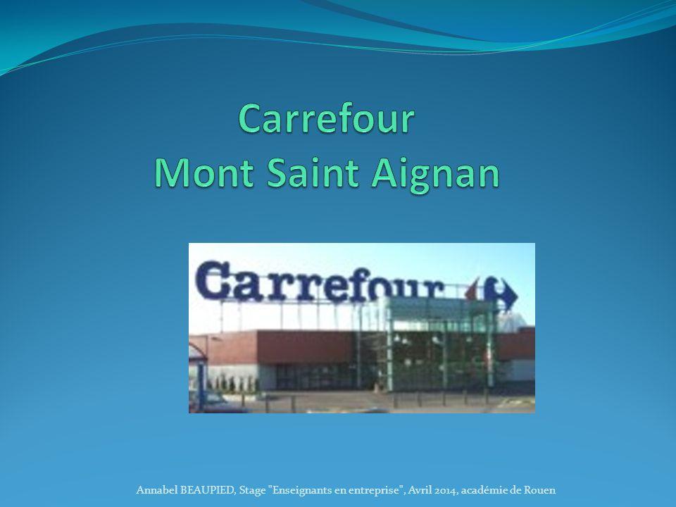 Carrefour Mont Saint Aignan