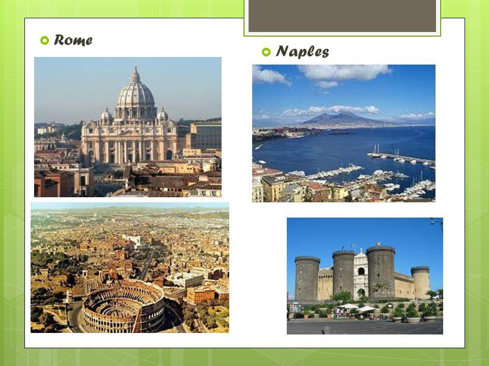 Rome Naples